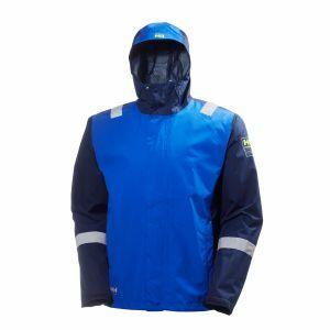 Regenjas Helly Hansen Aker Shell Jacket blauw - 71050