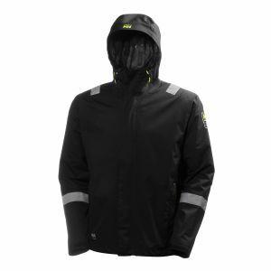 Regenjas Helly Hansen Aker Shell Jacket zwart - 71050