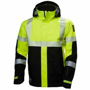 Veste de pluie Helly Hansen ICU Shell Jacket jaune 71172