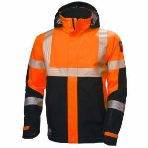 Veste de pluie Helly Hansen ICU Shell Jacket orange 71172