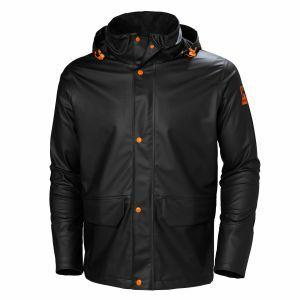 Regenjas Helly Hansen Gale Jacket zwart 70282