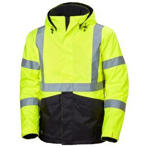 Regenjas Helly Hansen Alta Shell Jacket geel 71071