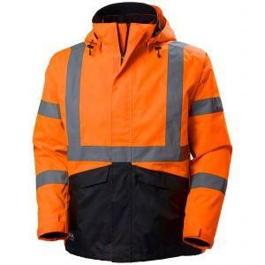 Regenjas Helly Hansen Alta Shell Jacket oranje 71071