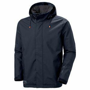 Regenjas Helly Hansen Oxford Shell Jacket marineblauw 71290