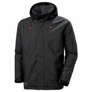 Regenjas Helly Hansen Oxford Shell Jacket zwart 71290