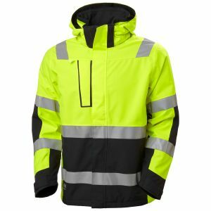 Regenjas Helly Hansen Alna 2.0 Shell Jacket geel 71195
