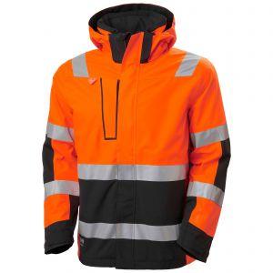 Regenjas Helly Hansen Alna 2.0 Shell Jacket oranje 71195