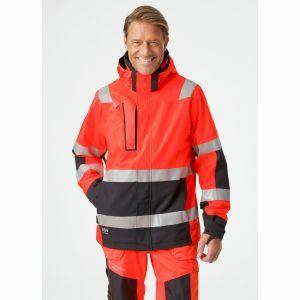 Regenjas Helly Hansen Alna 2.0 Shell Jacket rood 71195