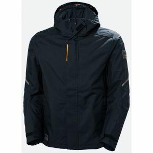 Regenjas Helly Hansen Kensington shell jacket marineblauw 71080