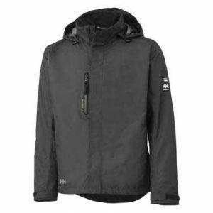 Regenvest Helly Hansen Manchester Shell Jacket grijs 71043
