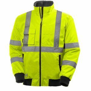 Veste hiver Helly Hansen Alta Pilot Jacket jaune 71391