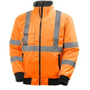 Winterjas Helly Hansen Alta Pilot Jacket oranje 71391