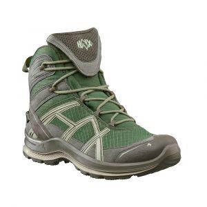 Chaussures mi-haute Haix Black Eagle Adventure 2.1 GTX kaki Lady
