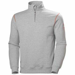 Sweater Helly Hansen Oxford HZ Sweatshirt grijs 79027