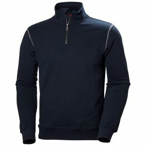 Sweater Helly Hansen Oxford HZ Sweatshirt marine blauw 79027