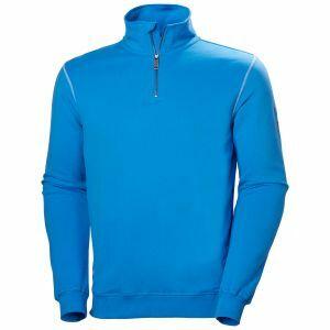 Sweater Helly Hansen Oxford HZ Sweatshirt racer blauw 79027