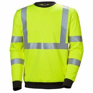 Pull Helly Hansen Addvis Sweatshirt jaune 79095