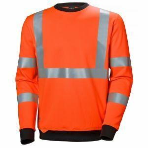 Pull Helly Hansen Addvis Sweatshirt orange 79095