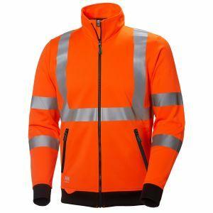 Pull Helly Hansen Addvis Zip Sweatshirt orange 79112