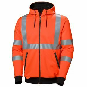 Pull Helly Hansen Addvis Zip Hoodie orange 79094