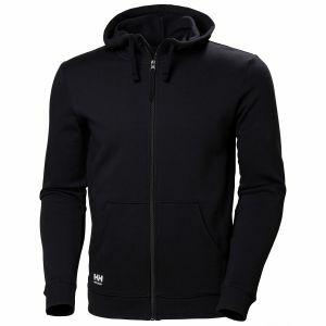 Sweater Helly Hansen Manchester Zip Hoodie zwart 79216