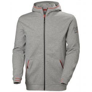Sweater Helly Hansen Kensington Zip Hoodie grijs 79243