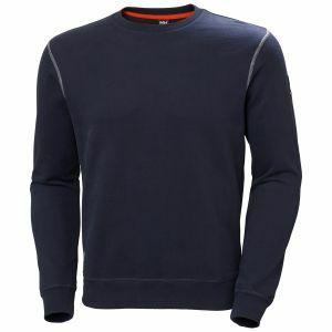 Sweater Helly Hansen Oxford Sweatshirt marine blauw 79026