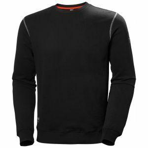 Sweater Helly Hansen Oxford Sweatshirt zwart 79026
