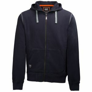 Sweater met kap Helly Hansen Oxford FZ Hoodie marine blauw 79028