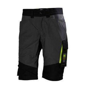 Short Helly Hansen Aker Work Shorts zwart/grijs 77402