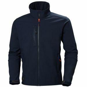 Softshell Helly Hansen Kensington jacket marine bleu 74231