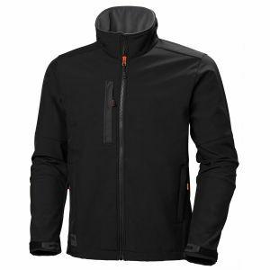 Softshell Helly Hansen Kensington softshell jacket noir 74231