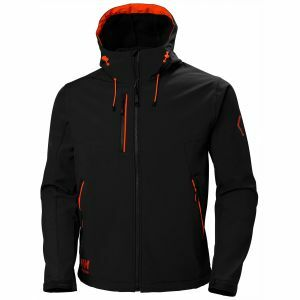 Softshell Helly Hansen Chelsea Evolution hooded Jacket noir 74140