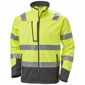 Softshell Helly Hansen Alna Jacket jaune 74095