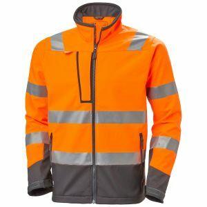 Softshell Helly Hansen Alna Jacket orange 74095