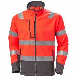 Softshell Helly Hansen Alna Jacket rouge 74095