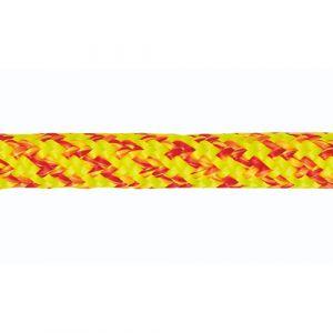 Semi-statische lijn Courant Squir 11,5mm geel per meter