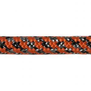 Semi-statische lijn Courant Rebel 11mm oranje per meter