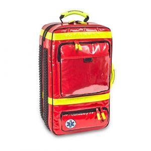 Tas Elite Bags Emerair's EB02.007, waterdicht, rood