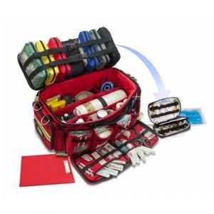 Tas Elite Bags Critical's EB02.010, rood