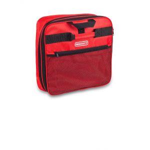 Tas Emergency's EM13.020 met wielen, rood