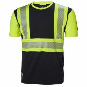 T-Shirt Helly Hansen ICU T-Shirt geel 79271