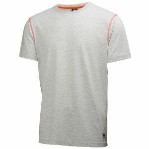 T-Shirt Helly Hansen Oxford T-Shirt grijs 79024