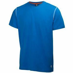 T-Shirt Helly Hansen Oxford T-Shirt racer blauw79024