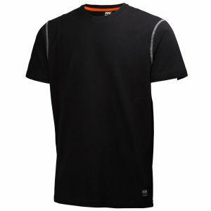 T-Shirt Helly Hansen Oxford T-Shirt zwart 79024