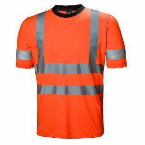 T-Shirt Helly Hansen Addvis T-Shirt oranje 79092