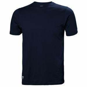 T-Shirt Helly Hansen Manchester T-Shirt marine blauw 79161