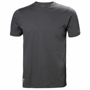 T-Shirt Helly Hansen Manchester T-Shirt grijs 79161