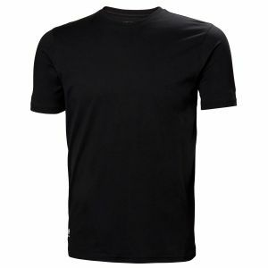 T-Shirt Helly Hansen Manchester T-Shirt zwart 79161