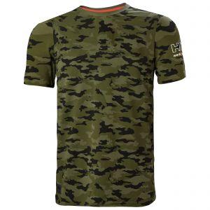 T-Shirt Helly Hansen Kensington T-Shirt camo 79246